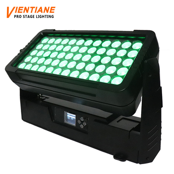 Hot 60x10w rgbw 4 in 1 event light led city color