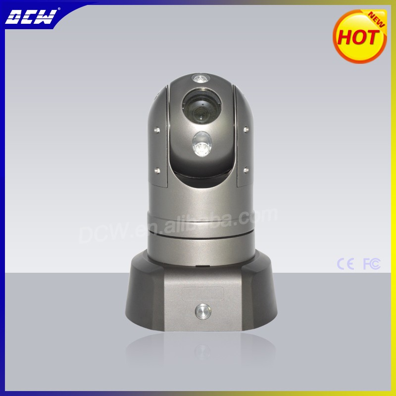 4G HD Integrated camera H.264 video coding compression G.726 audio compression format PTZ camera