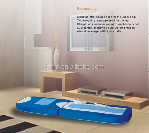 jade massage bed with kneading
