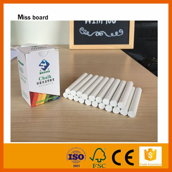 high quality strong sidewalk chalk white for school