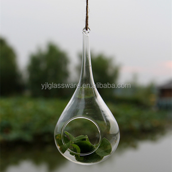 Good Hanging Teardrop Shaped Glass Vase, Hanging Teardrop Shaped Glass Vase  Suppliers And Manufacturers At Alibaba.com