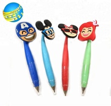 Soft Tip Kids Touch Drawing Flexible Soft Silica Gel Pen