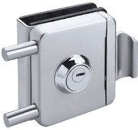 High quality keyed sliding glass door lock with great price