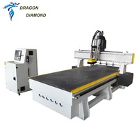Competitive Price HSD ATC Spindle CNC Router Kit 1325 Machine Woodworking For Furniture