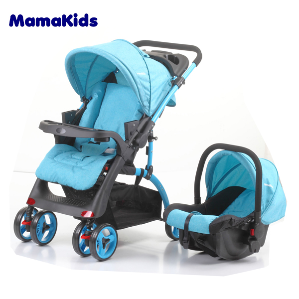 2017 EN1888 new baby strollers/ pushchairs/buggys/prams in south america