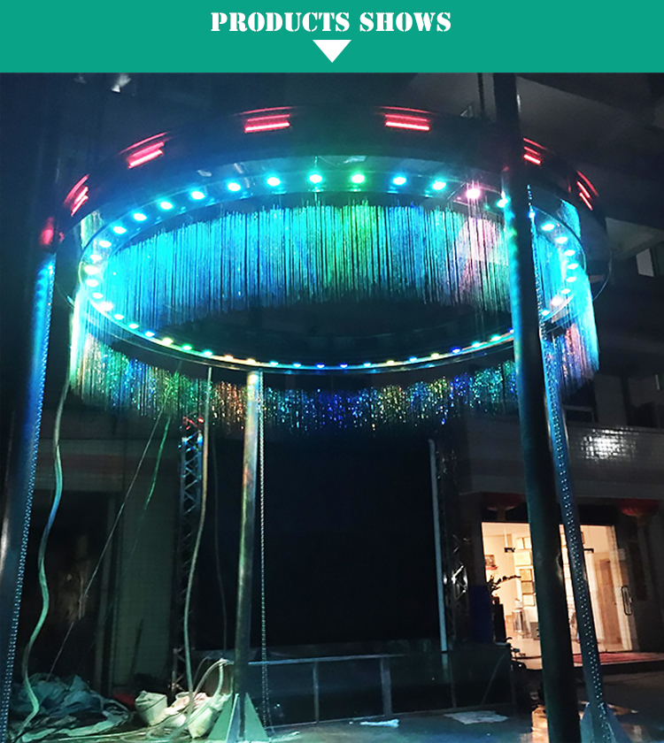 Hersteller In China Wasserfall Grafik Druck Vorhang Brunnen 3 M Grafische Wasserfall Vorhang
