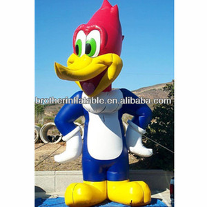 Funny Woody Woodpecker Inflatables