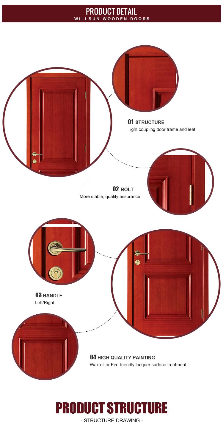 Best Wood Door Design Paint Colors Wood Interior Doors For Bedroom Buy Solid Wood Interior Doorinterior Solid Wooden Doorspaint Colors Wood Doors