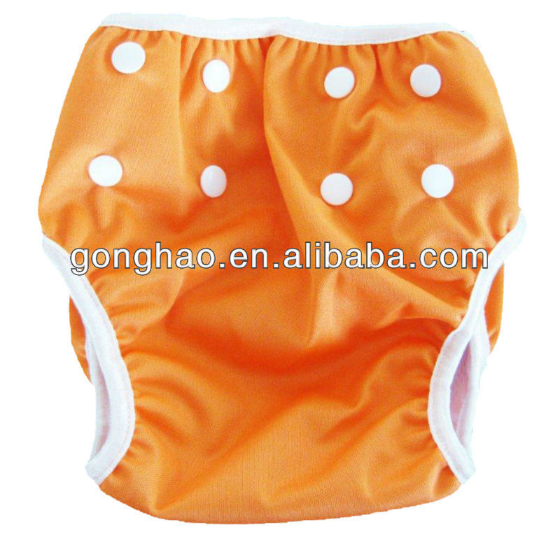 Hot Sale Reusable Swim Nappy Waterproof Swim Nappy For Baby Swimming