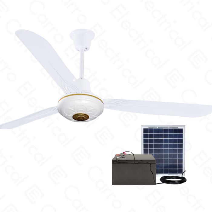 Solar Power Fan >> Solar Powered Ceiling Mounted Ceiling Fan Fan Dc Brushless 12 V Buy Brushless Fan Brushless Dc Fan Kipas Langit Langit Dc Product On Alibaba Com