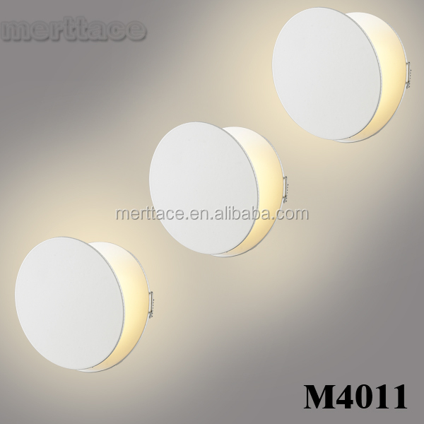Wall Decoration Home Stair Wall Light Led Half Round Wall Lamp ...