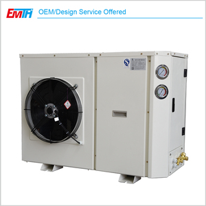 Cold Storage Refrigeration Cooling Equipment Condensing Unit L Type