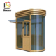 good quality outdoor Security Portable metal booth Outdoor Guard House