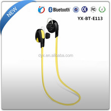 2015 Stylish Best Selling Bluetooth Earphones for MP3, MP4, MP5