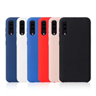 For Samsung A70 TPU Case New Coming Luxury Silicone Private Label Cell Phone Case