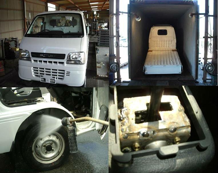 93bba9cc06c176 Suzuki Carry Kei Truck (mini Truck)