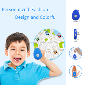 Newest 3G Gps Tracker For personal Got REDDOT Design Award Waterproof IP67 By Voice Communication 2 Way Micro GPS Locator