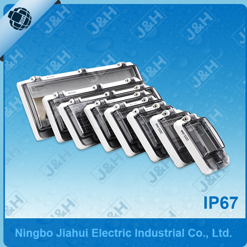 IP67 Back Fitting Of Window Cover Din Rail and Metal Brackets