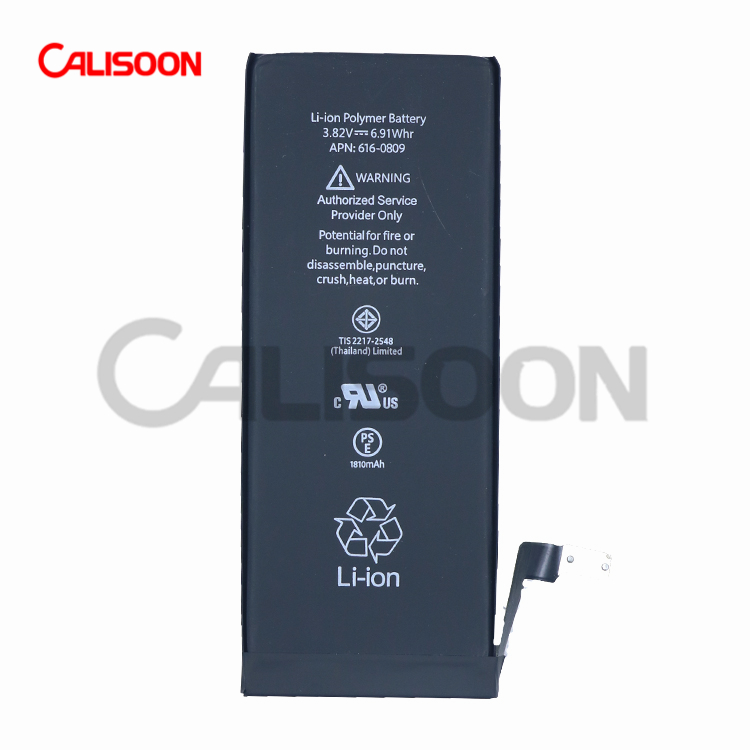 Calisoon 3.8V Li-ion Polymer for iphone battery,Best Cell Phone Battery for IPhone 6 фото