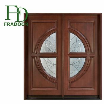 House Main Gate Simple Teak Wood Door Designs Building Modern