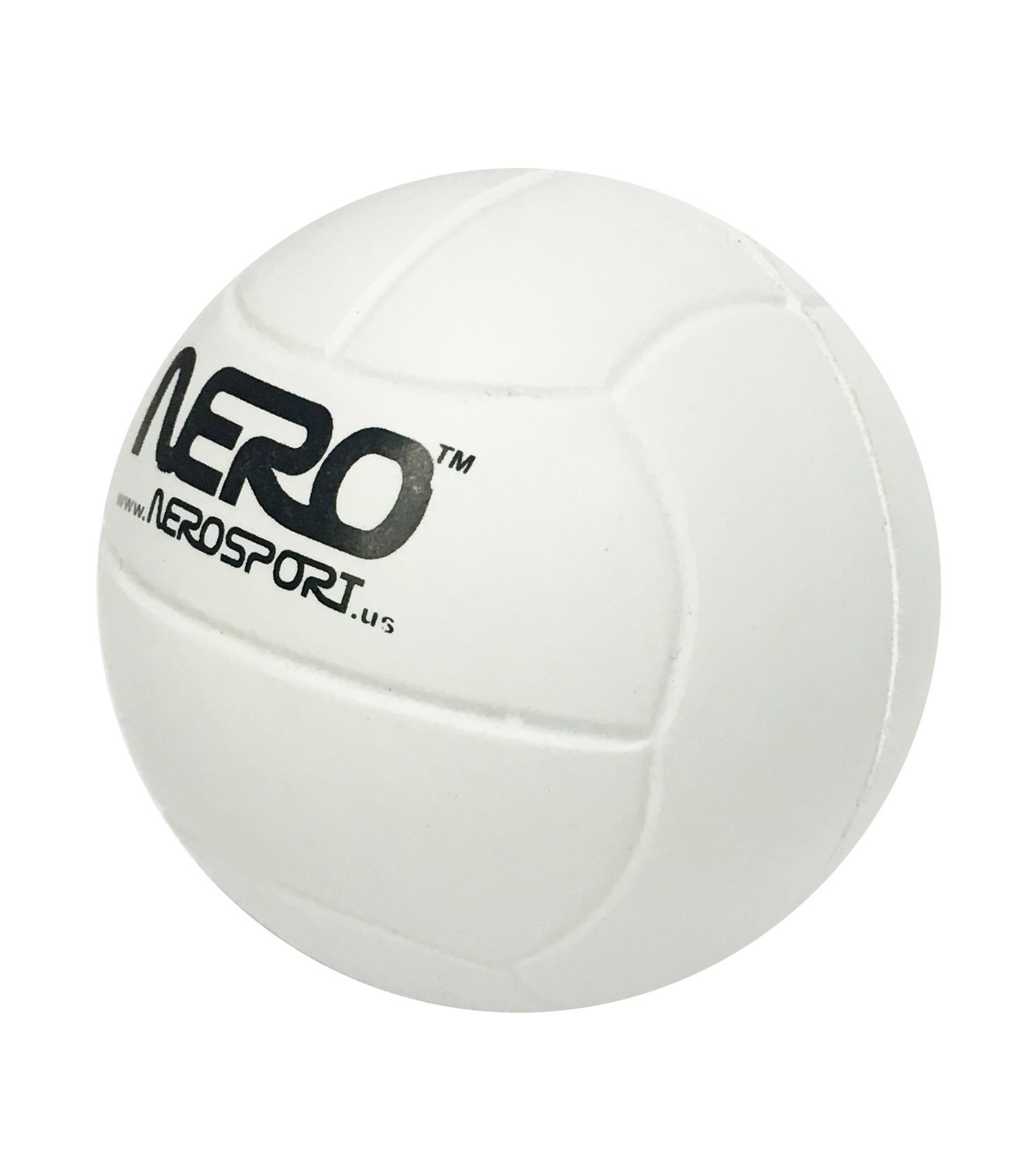 Nero NS-RS High Bounce Rubber Volleyball Toy 2.5 inch Skills Development Toy Great For the Streets Park Back Yard Agility Ball Bulk Price Birthdays Gifts Summer Ball