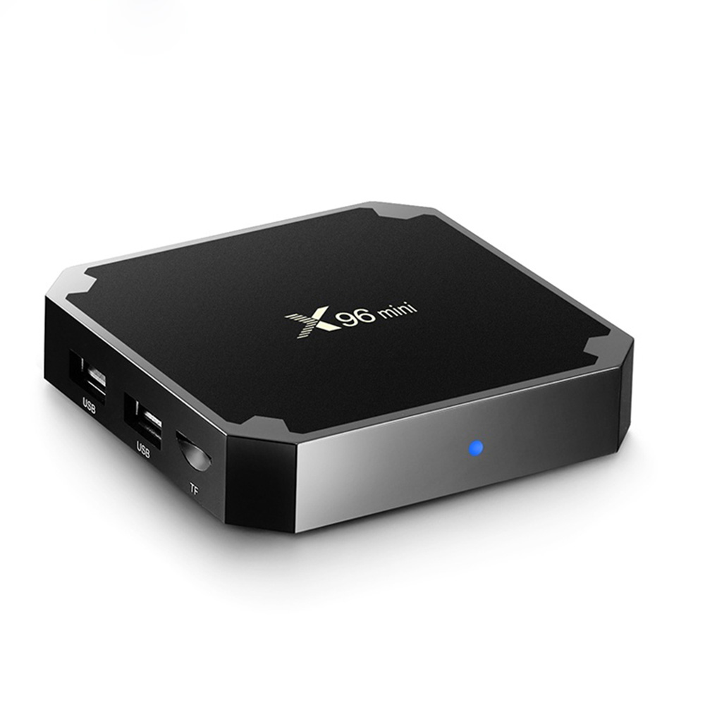 Factory Newest X96 Mini Android 7.0 TV <strong>Box</strong> 1G/8G Amlogic S905W Chip 4K Kodi Full HD Smart <strong>Media</strong> Player <strong>Set</strong> <strong>Top</strong> <strong>Box</strong>