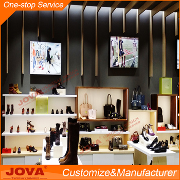 Shoe Furniture Display Shelves Whole Commercial Rack