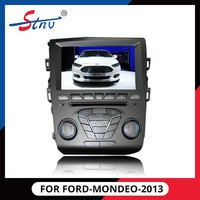 Dvd car audio navigation system for FORD Mondeo(2013) 2 din gps in dash