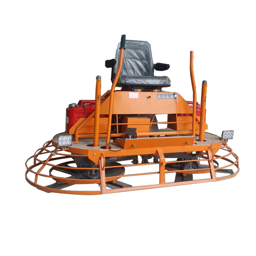 Concrete Ride On Power Trowel Machine - Buy Riding Trowel ...
