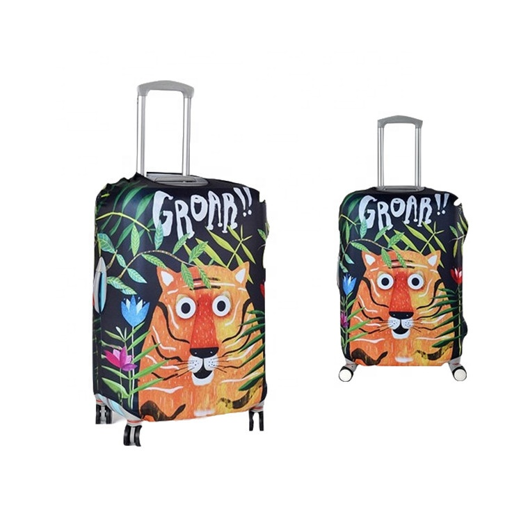 20 inch 24 inch 28 inch 30 inch Koffer Cover Custom Bagage Cover Travelling Case Regen Beschermhoes