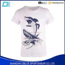 Customized unique men's short sleeve breathable t-shirts