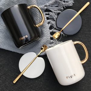 Amazon wholesale gift packing new bone china coffee tea mug cup set