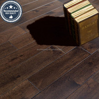 Factory prices American black walnut parquet wood flooring