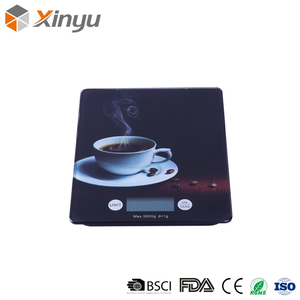 XINYU Best price Decorative Electronic 5Kg 0.1Kg Kitchen Food Weighing Scales