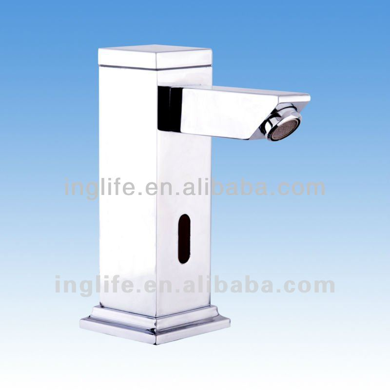 Hot sell Water Saving Automatic Faucet Mixer,Individualized body design, Flagship Product ING-9121(DC)