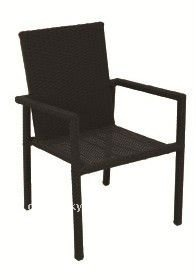 rattan furniture dining set outdoor furniture dinning chair garden furniture dining chair