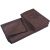 "SINLAND Ultra Absorbent Microfiber Pet Towel with Embroidered Paw print 30""x50"""