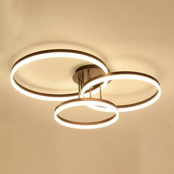Weiß Moderne Led-deckenleuchte Wohnzimmer Kreise Lampe - Buy  Led-deckenleuchte,Weiß Moderne Pulver Spray Malerei  Led-deckenleuchte,Oberfläche ...
