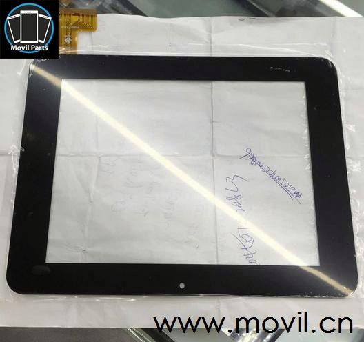 New 8 inch touch screen Tablet PC capacitance screen digitizer TPC0532 VER2.0 External