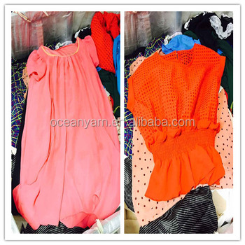 First Class Wholesale Used Clothing And Used Clothes In Bales From ...