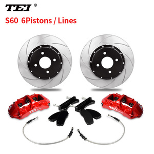 TEI Racing S60 Brake System For Lexus LX570