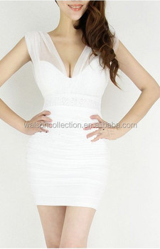 Instyles 2014 New Sexy Short Tight Lace Dress Mini Luxury Club Satin Women Clothing Sequined Party Evening Dresses Buy Lace Dresssummer