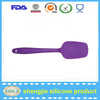 Wholesale Cooking tools kitchen utensils and appliances turner spatula /silicone slotted turner /silicon slice