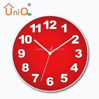 Cheap plastic wall clocks analog
