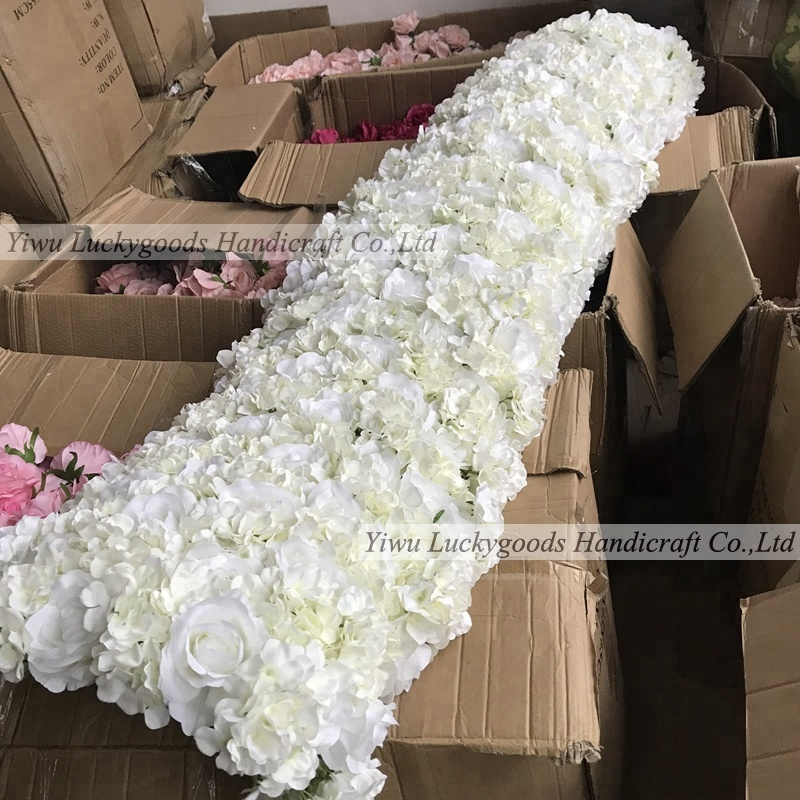 White Artificial Flower Garland For Wedding Decor Indian Wedding Backdrops  , Buy Indian Wedding Backdrops,White Artificial Flower,Artificial Flower