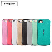 iFace Cases Anti Slip Anti Knock PC+TPU Heavy Fully Protective Phone cover case for iphone 7 plus TPU case