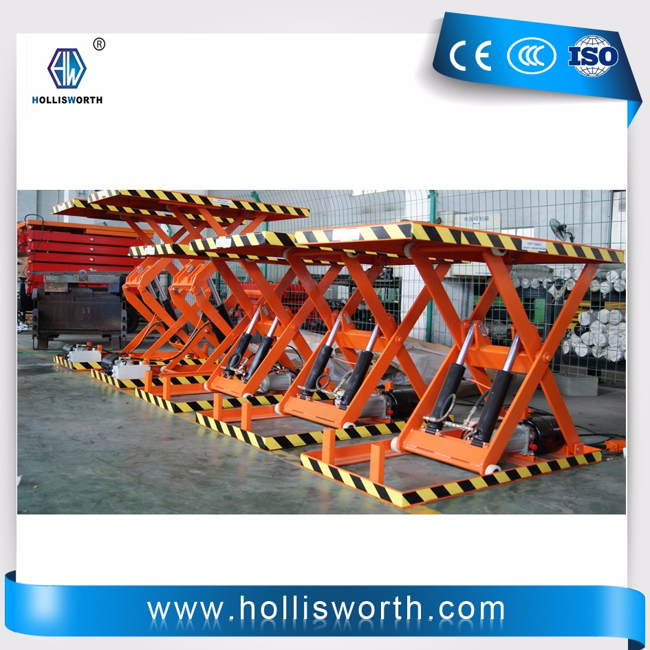 Truck mounted aerial work platform /elevated work platform /folding work platform