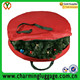 heavy duty china supplier manufacturer custom premium christmas wreath tree storage bag