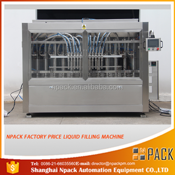 bottle oil filling capping machine
