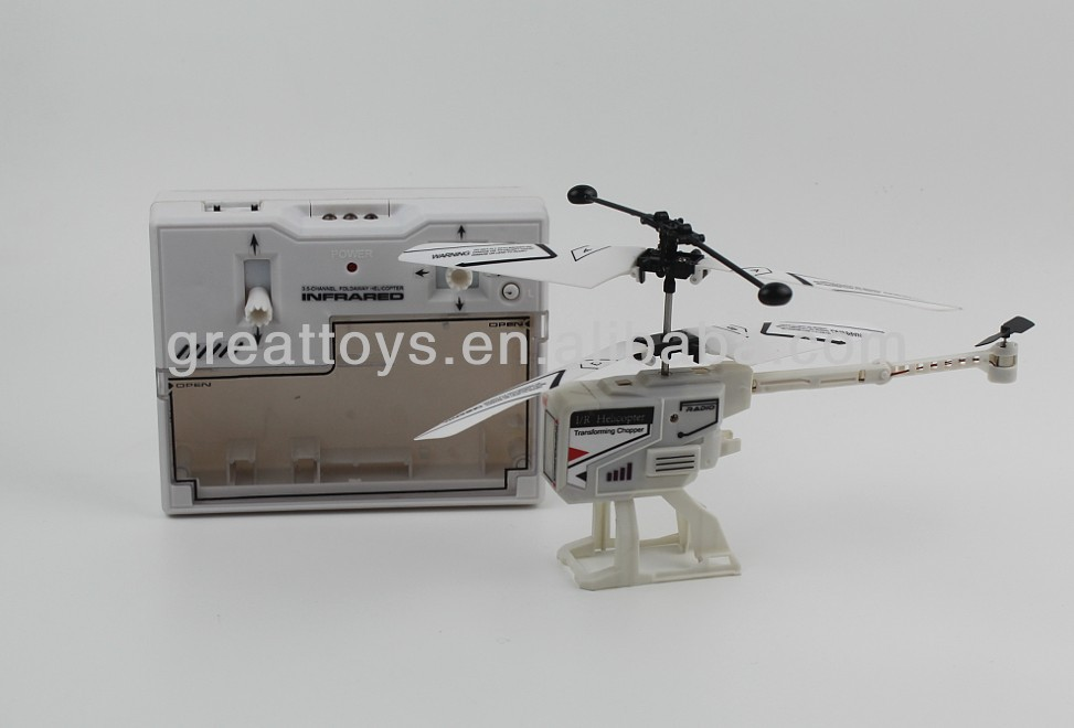 3.5CH IR Foldable Helicopter